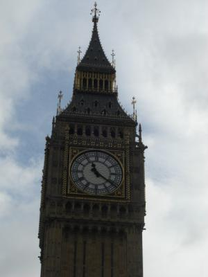 VIAJE A LONDRES (OCTUBRE 2009)
